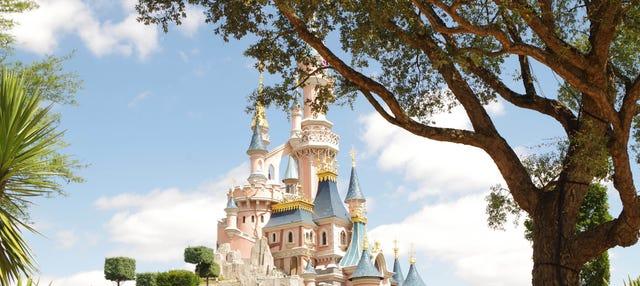 Entrada a Disneyland® París