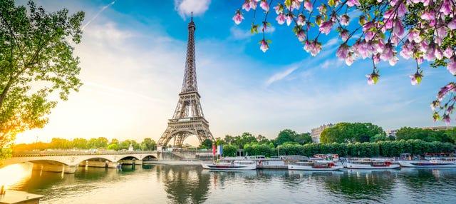 Excursion libre à Paris + Croisière sur la Seine