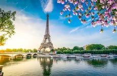 Excursión a París por libre + Crucero por el Sena