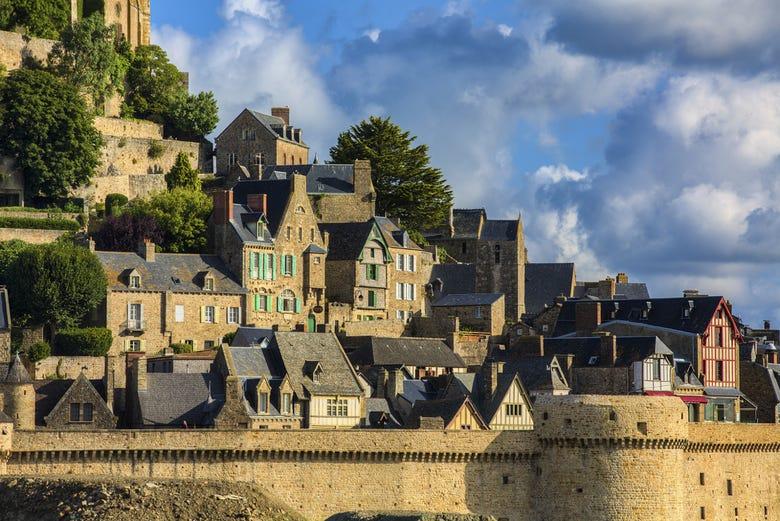 Excursión Al Mont Saint Michel Para Cruceros Desde El Havre