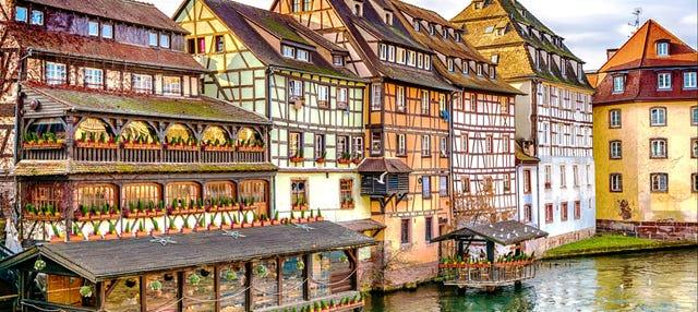 Free tour dans Strasbourg. C'est gratuit !