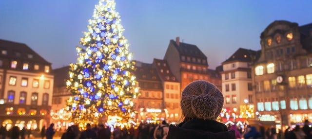 Free tour navideño por Estrasburgo