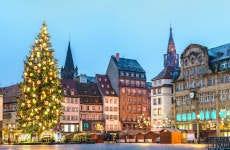 Visite des marchés de Noël de Strasbourg