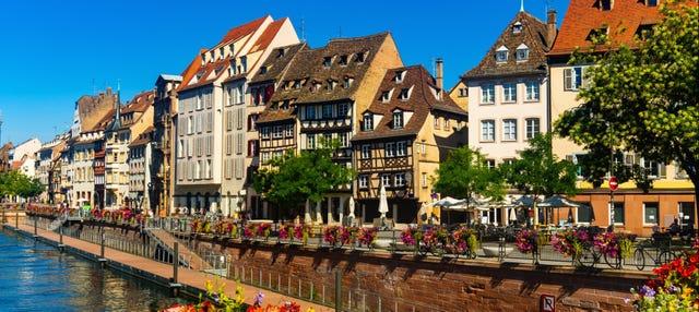 Visite privée de Strasbourg