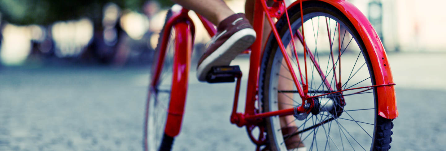 Balade à vélo dans Honfleur