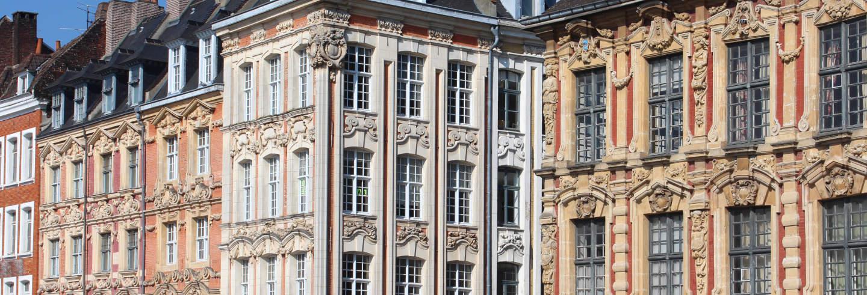 Free tour por Lille