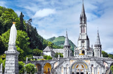 Tour privado por Lourdes