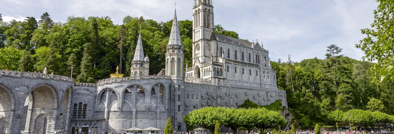 Visite guidée dans Lourdes