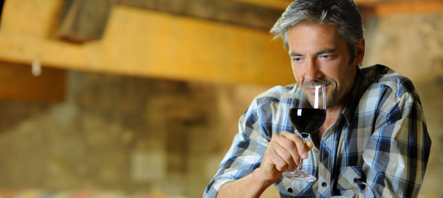 Tour de vinhedos e adegas no vale do Ródano