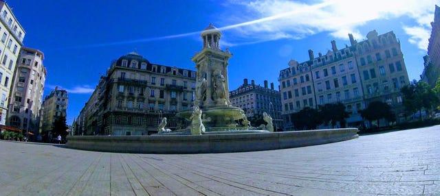 Lyon Presqu'île Guided Tour