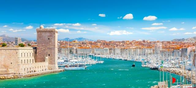 Tour de Marsella para cruceros