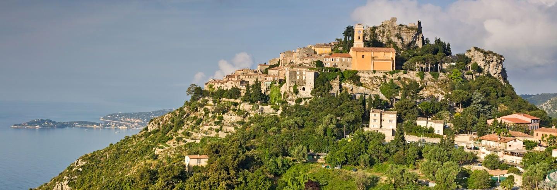 Excursión a Niza, Mónaco y Eze