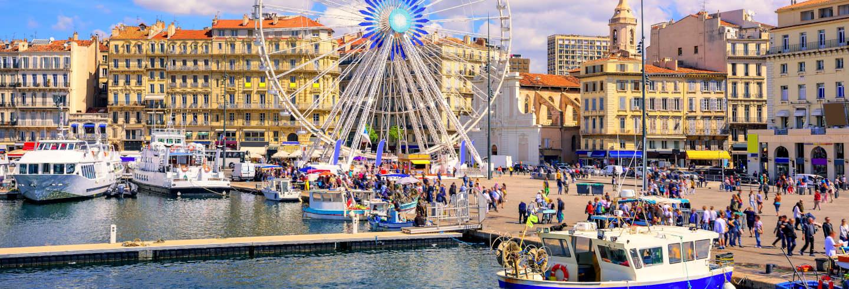 Free tour dans le Vieux-Port de Marseille