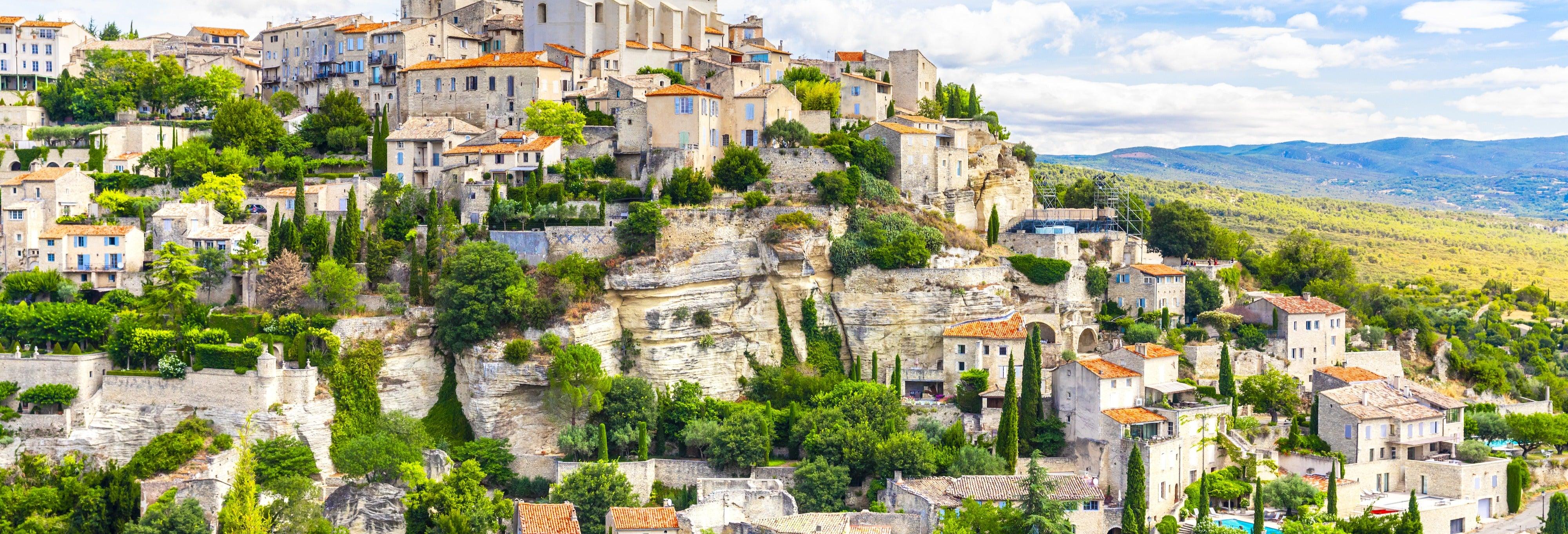 Roussillon, Lourmarin y Gordes + Mercado provenzal