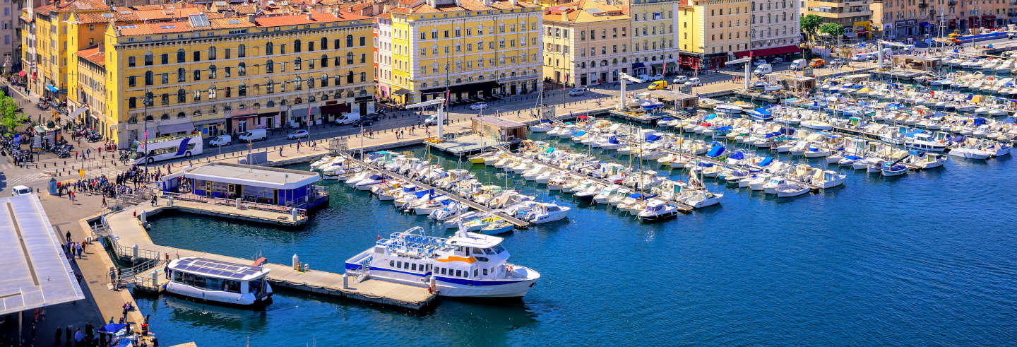 Marseille, Cassis, and Aix-en-Provence Tour