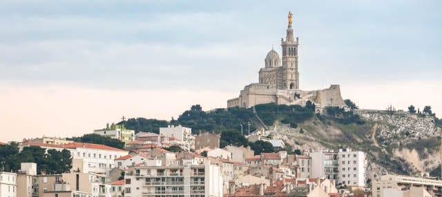 Visita guiada por Marsella