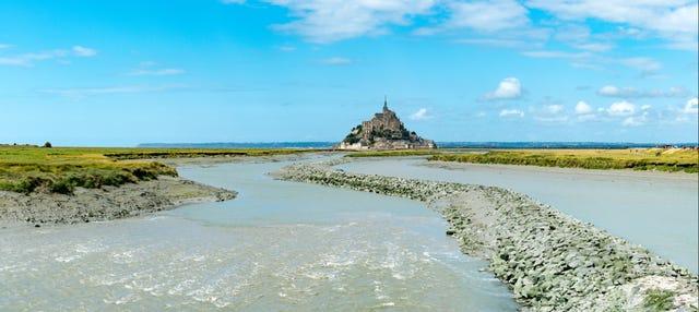 Tour por el Mont-Saint-Michel y su presa