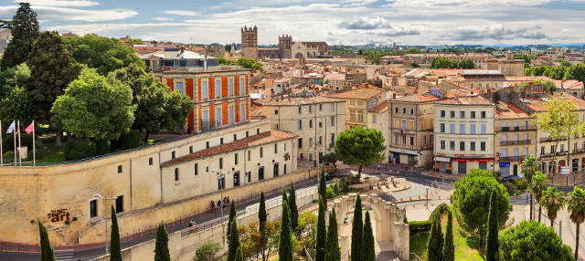 Free Walking Tour of Montpellier