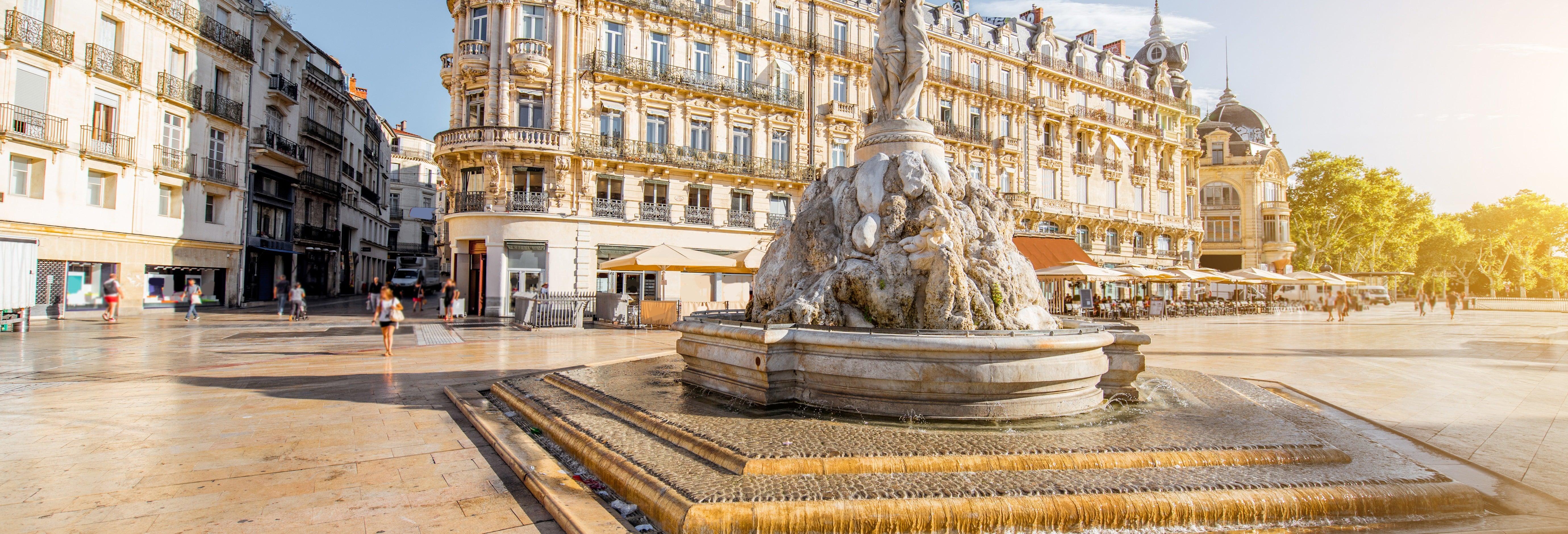 Free tour dans Montpellier