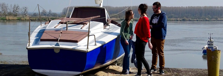 Excursão ao estuário do Loire e Saint-Nazaire