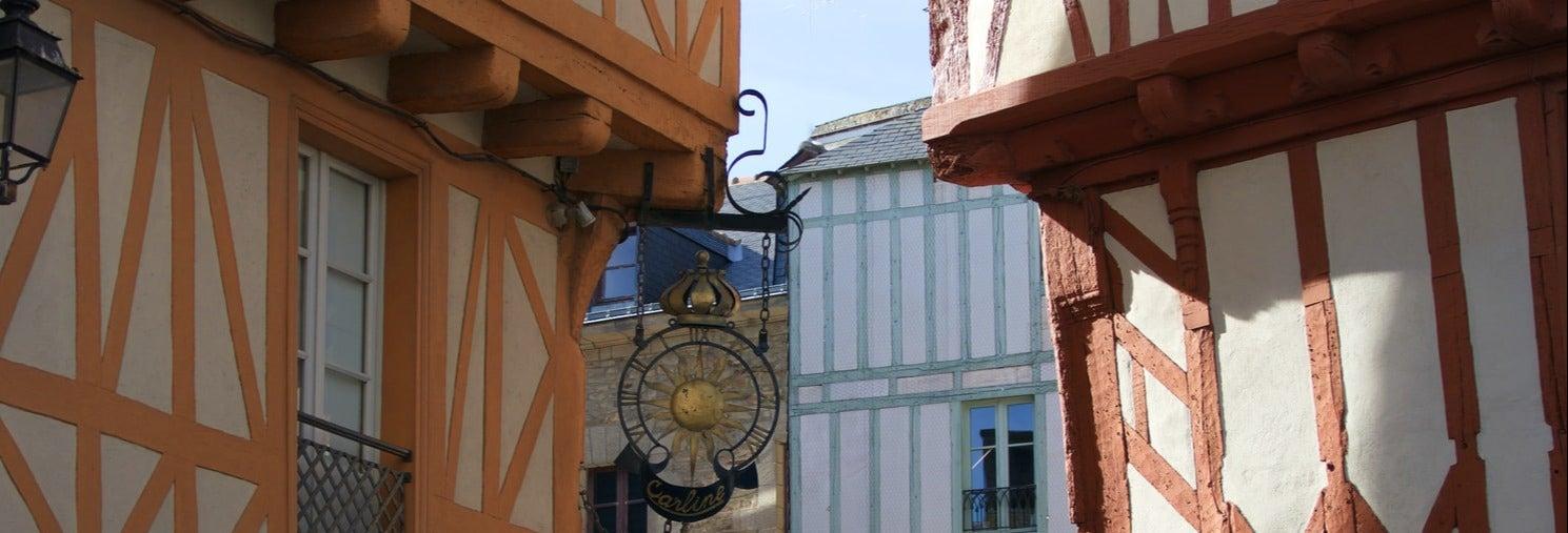 Excursão a Vannes e ao golfo de Morbihan
