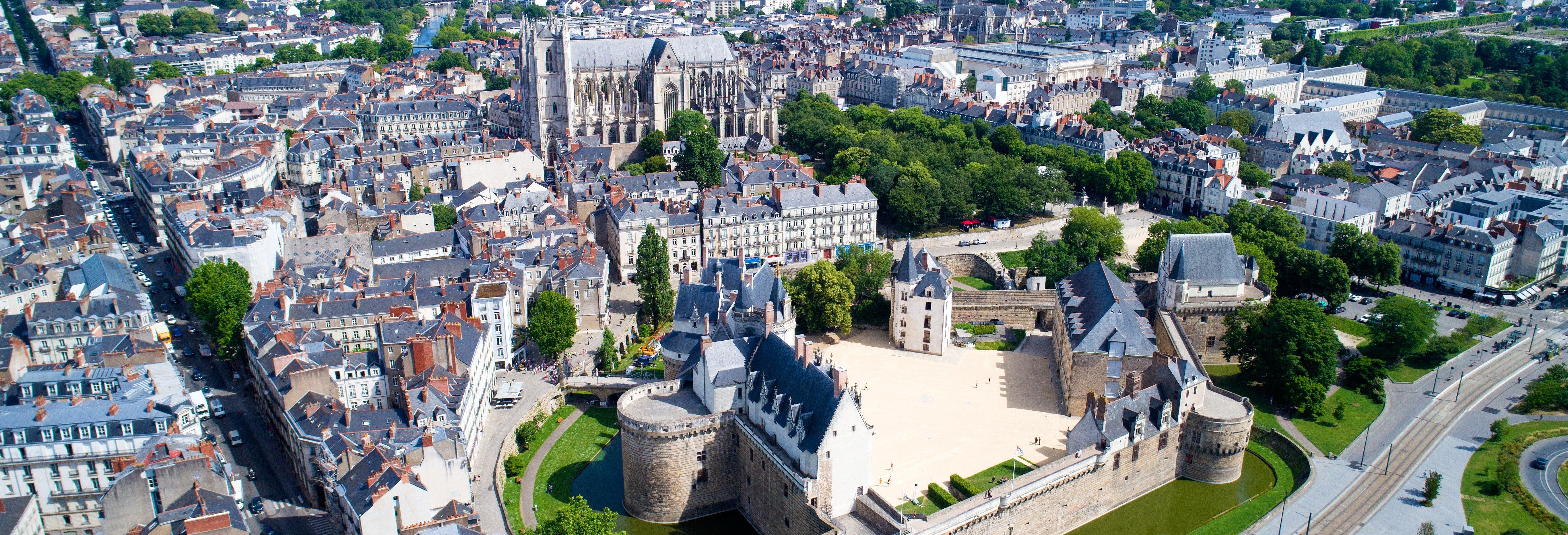 Free tour por Nantes