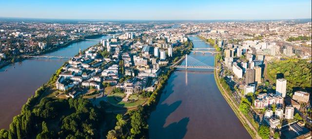Tour privado por Nantes con guía en español
