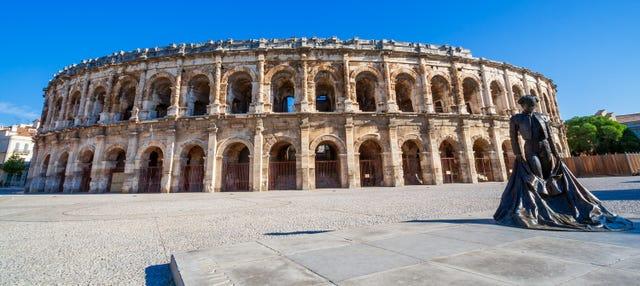 Tour privado por Nimes con guía en español