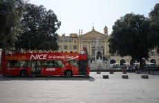 Autobus turistico di Nizza