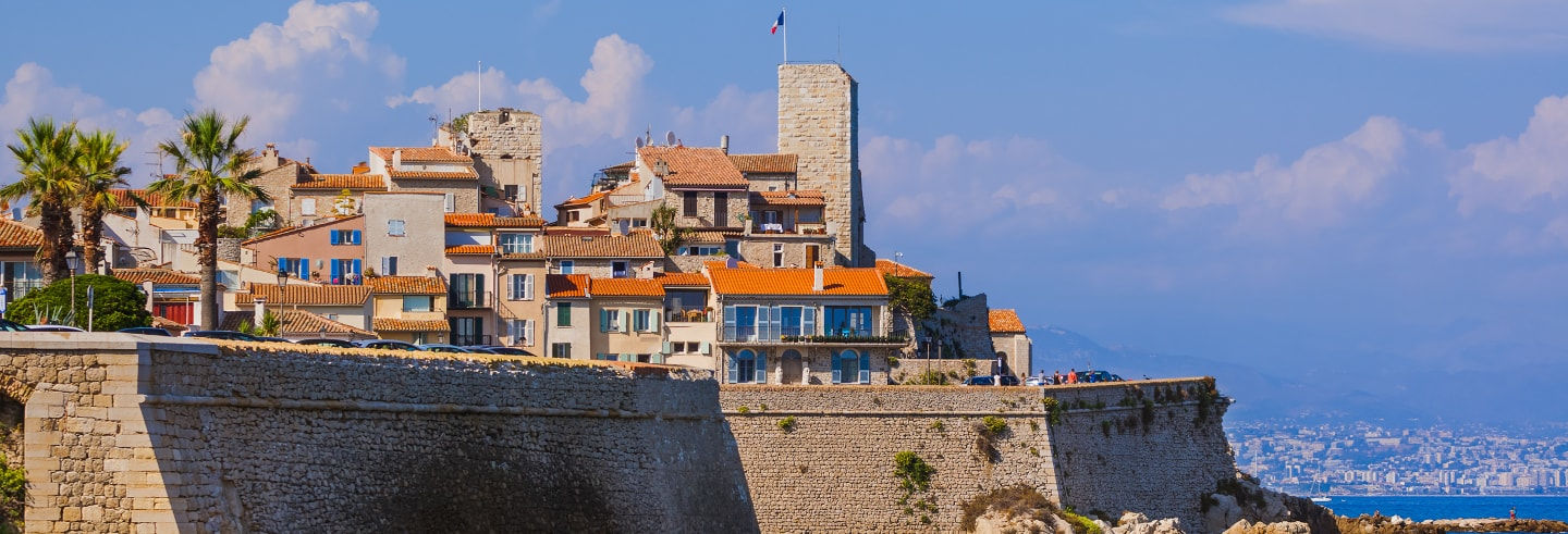 Cannes, Antibes e Saint-Paul-de-Vence
