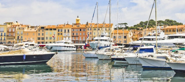 Excursão a Saint-Tropez