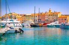 Escursione a Saint-Tropez