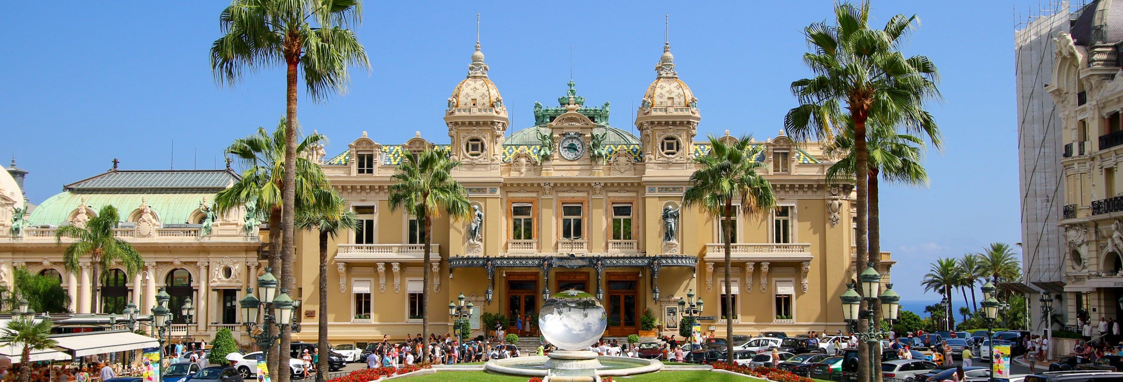 Excursão a Mônaco e Èze
