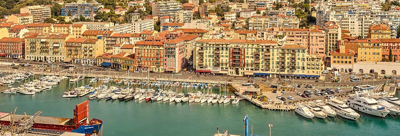 Excursión por Niza, Mónaco y Montecarlo para cruceros