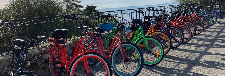 Tour en bicicleta eléctrica por Niza