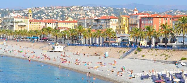 Tour panoramico di Nizza