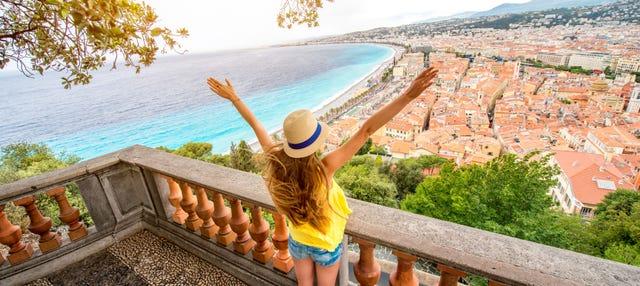 Visite privée de Nice