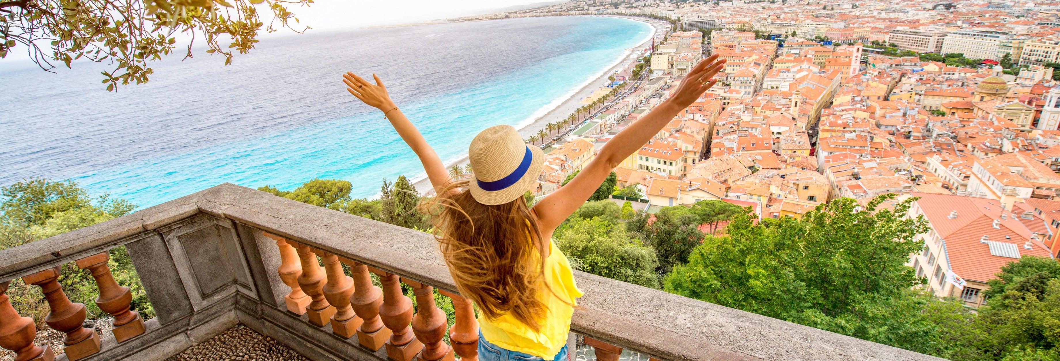 Tour privado por Niza con guía en español