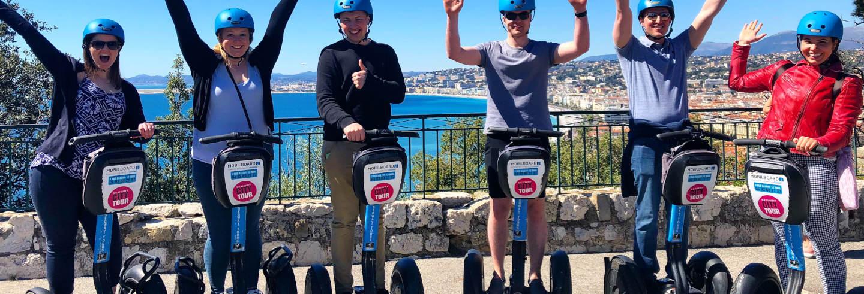 Tour en segway por Niza