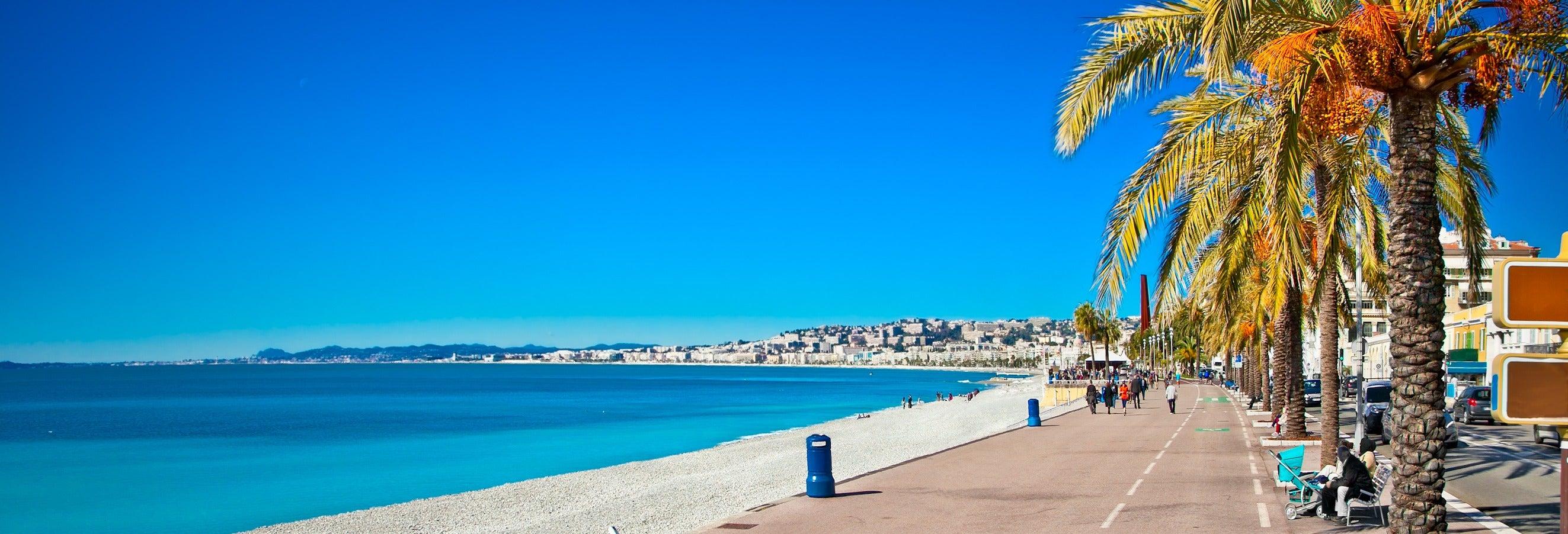 Tour de tuk tuk por Nice
