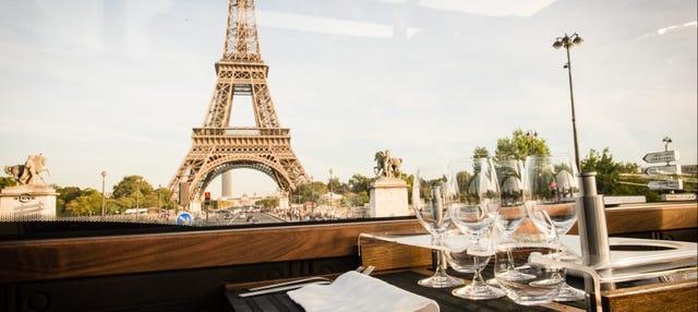 Autobús gastronómico de París