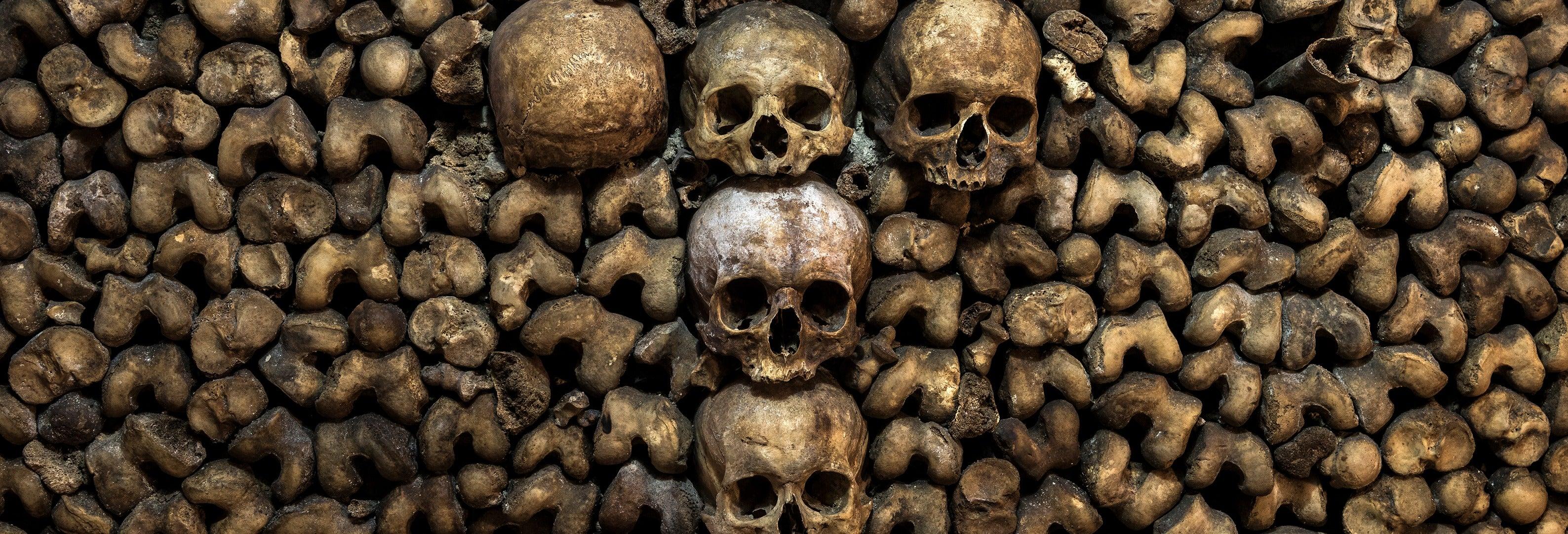 Biglietti per le Catacombe di Parigi