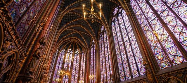 Entrada a la Sainte-Chapelle y Conciergerie sin colas