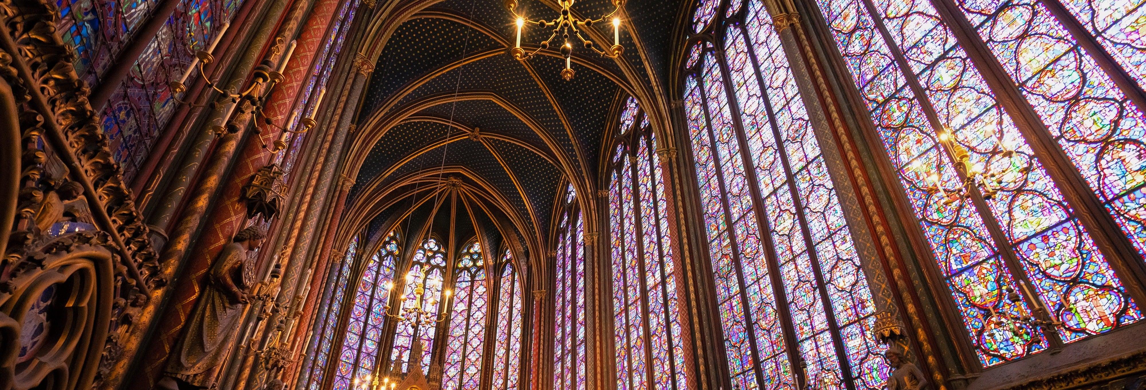 Entrada a la Conciergerie y Sainte-Chapelle sin colas