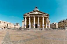 Entrada al Panteón de París sin colas