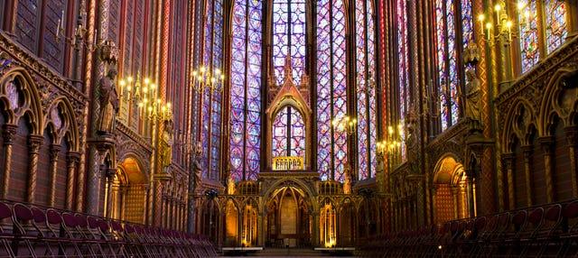 Entrada a la Sainte Chapelle sin colas