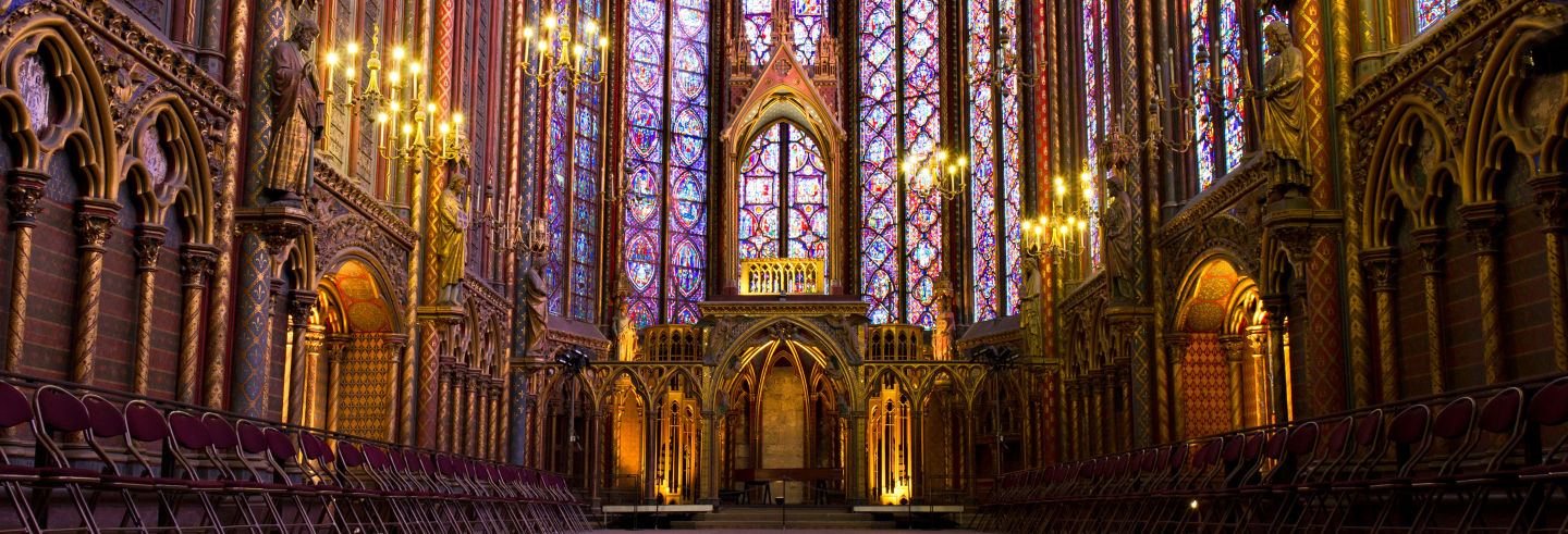 Entrée à la Sainte Chapelle sans file d'attente