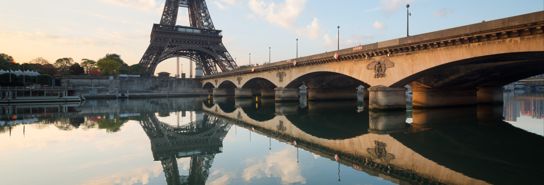 Torre Eiffel + Crucero por el Sena