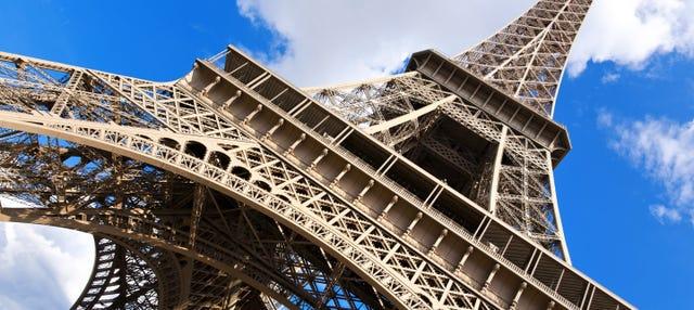 Entrada a la Torre Eiffel sin colas