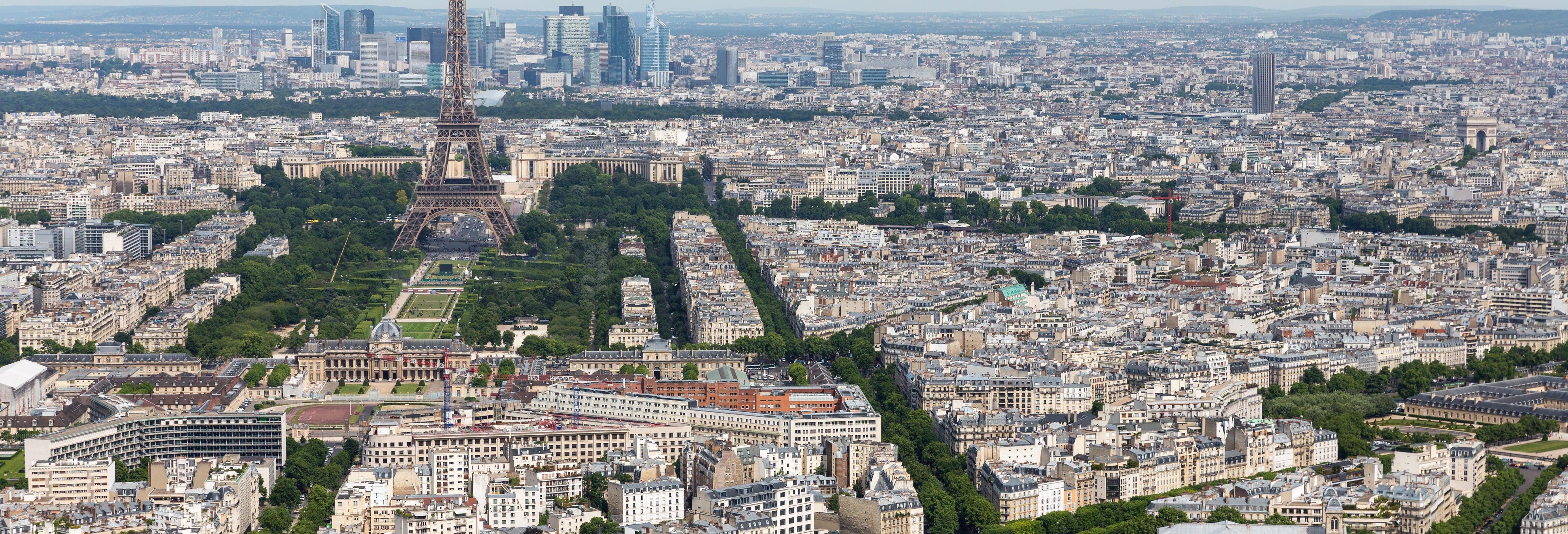 Billet pour la Tour Montparnasse